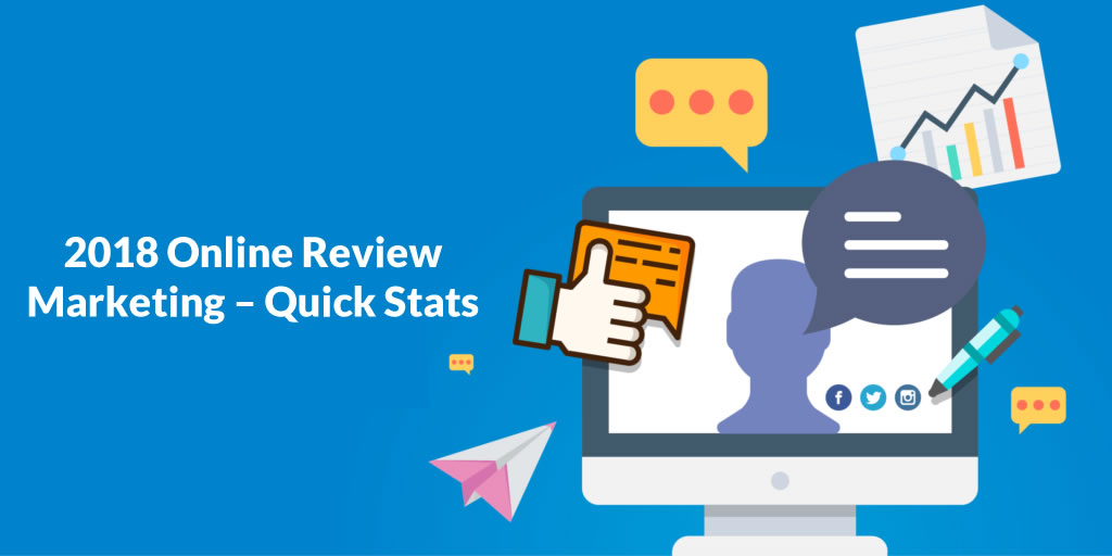 2018 Online Review Marketing – Quick Stats